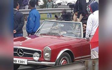 Katrina Gets Intimate With Aditya In Car