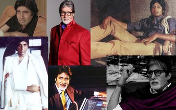BIRTHDAY SPECIAL: 10 Striking Fashion Statements Made By Amitabh Bachchan