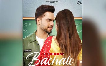 Bachalo By Akhil Crosses 10 Million Views On YouTube; Trending At No 1 In India