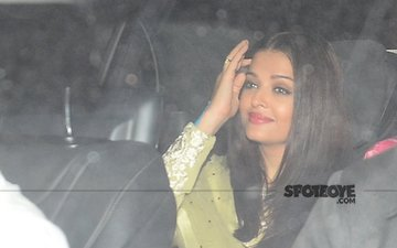 Bachchans Missing At The Screening Of Ae Dil Hai Mushkil Organized By Aishwarya Rai