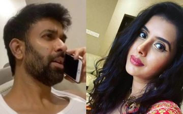 Have Rajeev Sen And Charu Asopa Reconciled? THIS Picture Of Their Loved-Up Video Chat Gives Fans Hope