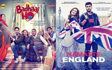Badhaai Ho, Namaste England Box-Office Collection, Day 3: Ayushmann Khurrana-Sanya Malhotra Leave Arjun Kapoor- Parineeti Chopra Far Behind
