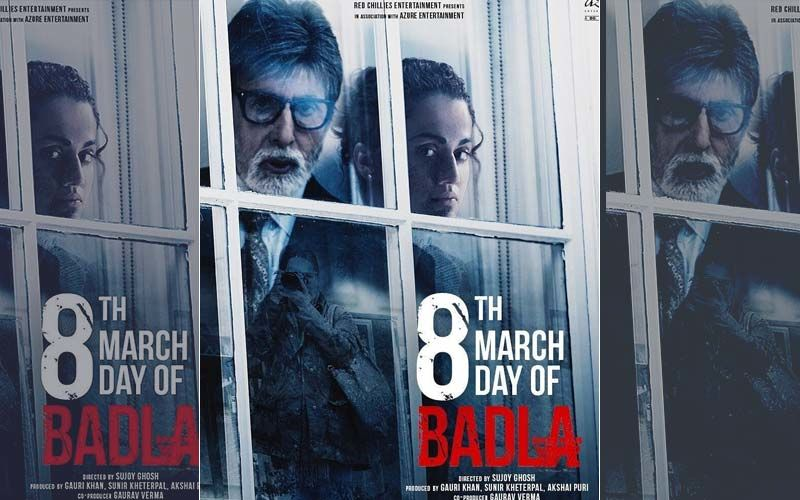 Badla, Box-Office Collection, Day 2: Amitabh Bachchan-Taapsee Pannu's Crime Thriller Registers Good Growth
