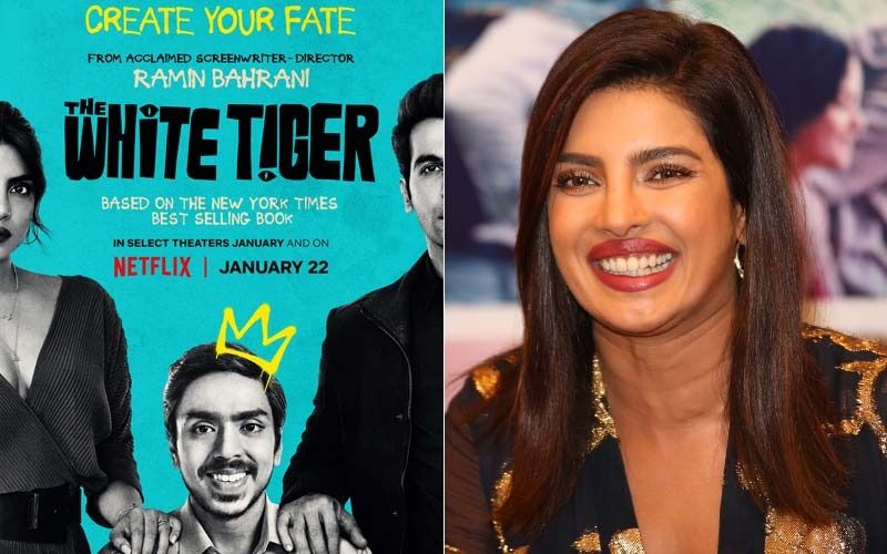 BAFTA 2021: Adarsh Gourav And Ramin Bahrani Earn Nominations For The White Tiger; Priyanka Chopra Is Overjoyed: 'What A Proud Moment'