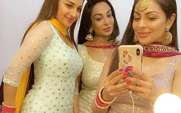 Munda Hi Chahida: BTS video of Bajwa Sisters Will Win Your Heart