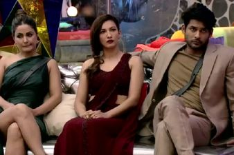 Bigg Boss 14: Sidharth Shukla, Hina Khan And Gauahar Khan CLASH As They Decide On Which Fresher Deserves To Continue In The Show - WATCH
