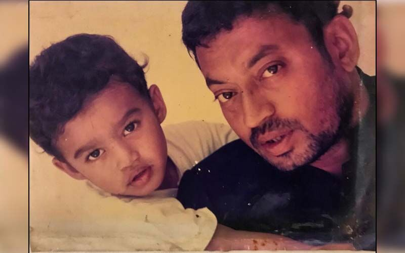 Babil Khan Shares A Major Throwback Picture In The Memory Of His Late Father Irrfan Khan