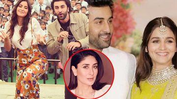 Katrina Kaif To Alia Bhatt; Ranbir Kapoor's Girlfriend Has Changed But Kareena Kapoor Khan's Excitement For His Marriage Is Constant, We Have Proof