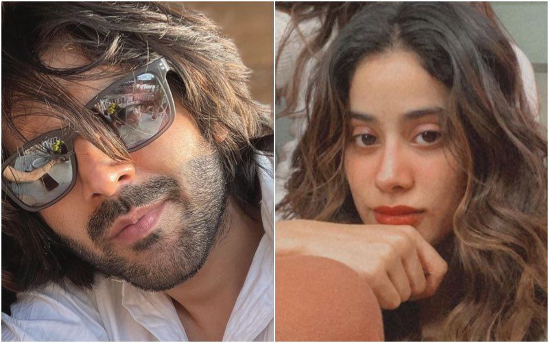 Dostana 2 Stars Kartik Aaryan And Janhvi Kapoor Return To Mumbai In Style After Spending Time In Goa
