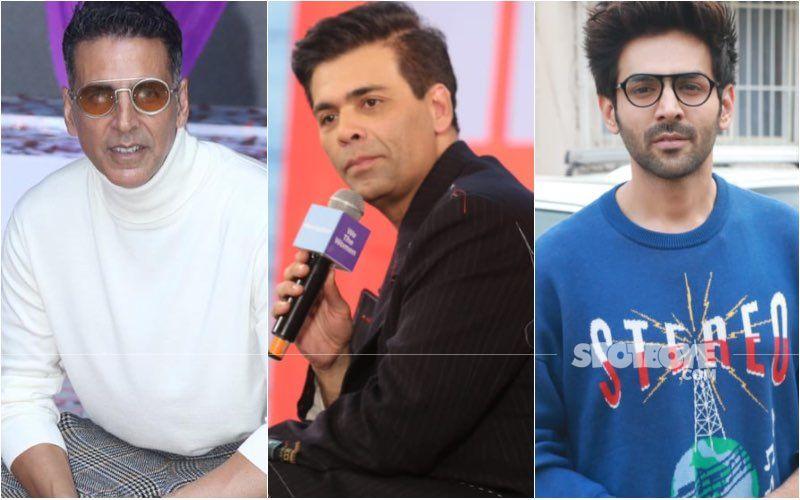 Dostana 2: Akshay Kumar To Join The Cast On Karan Johar's Request After Kartik Aaryan Makes An Exit?