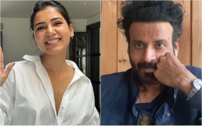The Family Man 2: Samantha Akkineni Expresses Her Feelings While Working With Manoj Bajpayee: 'Outside I Was Calm, Inside I Was Crying A Bit'