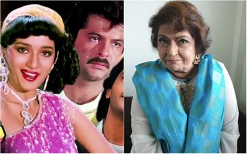 32 Years Of Tezaab: Anil Kapoor Dedicates A Post To Late Saroj Khan Who Made The Iconic Ek Do Teen Song; Madhuri Dixit Says How True'