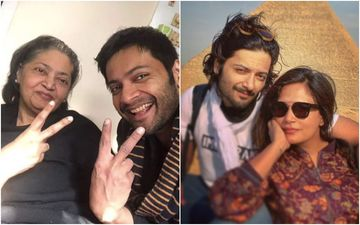 Ali Fazal Feels His Biggest Regret Is Losing His Mother But Says His Great Support System Was Richa Chadha
