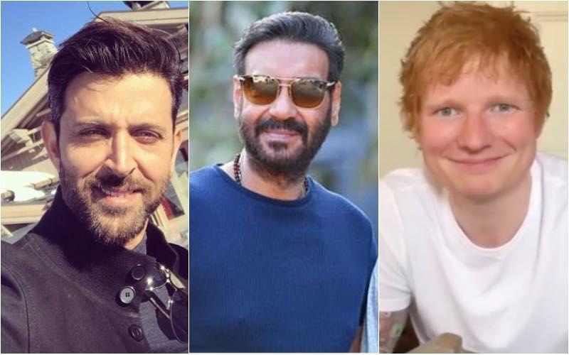 Hrithik Roshan, Ajay Devgn, Steven Spielberg, Ed Sheeran And More Help Raise $5M For COVID-19 Relief