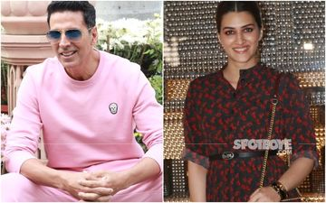 Bachchan Pandey: Kriti Sanon Shares An Extremely Gorgeous Sun-Kissed Photo; Picture Credit Goes To Akshay Kumar – See Pic