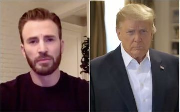 Captain America Aka Chris Evans Finds US President Donald Trump's 'Don't Be Afraid Of COVID' Statement 'Reckless'