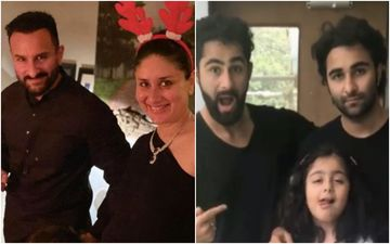New Year 2021: Kareena Kapoor Khan And Saif Ali Khan Host A Regal Year End Dinner Party With Cousins Armaan Jain And Aadar Jain - UNSEEN Inside Pics