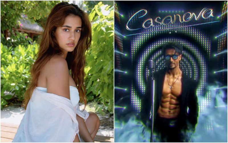 Casanova: Tiger Shroff's Rumoured Ladylove Disha Patani 'Can't Wait' For His Upcoming Single; Shares Her Love And Excitement