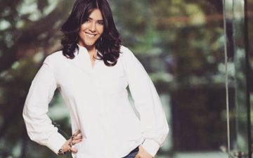 Ekta Kapoor Introduces The World To The 'Love Of Her Life' - Pic Inside