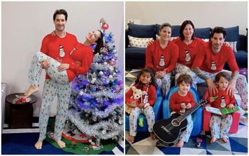 Christmas 2019: Sunny Leone-Daniel Webber And Kids Send Out Xmas Postcards And It Is All Hearts