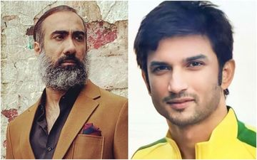 Amidst NCB Probing Drug Angle In Sushant Singh Rajput's Death Case, Ranvir Shorey Wants Marijuana To Be Legal In India