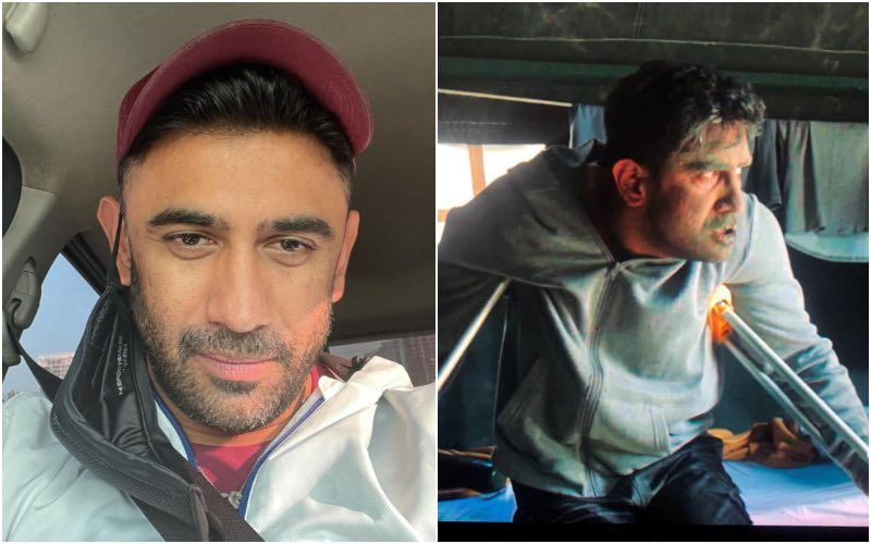 Jeet Ki Ziidd: Amit Sadh Portrays Many Shades In The Role Of A Real Life Hero In His New Show; Says: 'It's An Extremely Challenging Role'