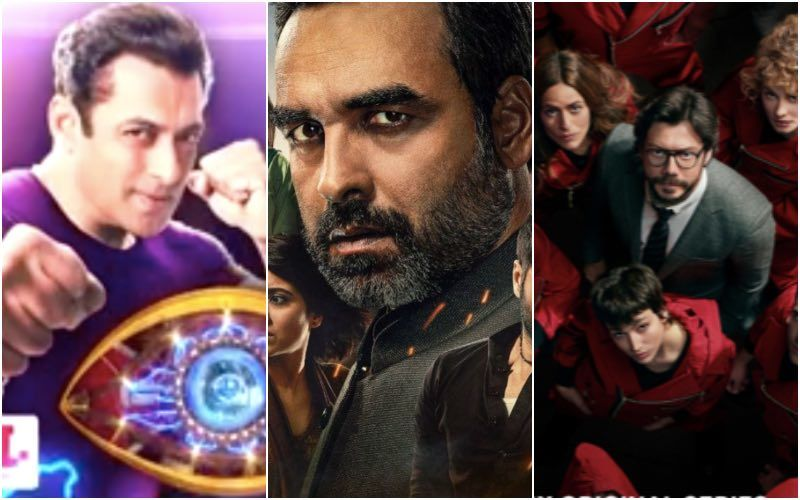 Google's Most Searched TV Or Web Series 2020: Bigg Boss 14, Mirzapur 2, Money Heist Top The Viewer's Choice, Check Out Top 10 Shows In India