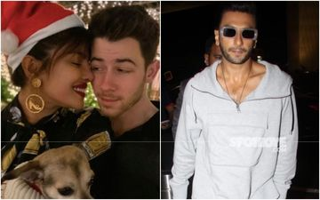Priyanka Chopra Is Lovestruck To See Nick Jonas Sweating It Out In The Gym; Ranveer Singh Drops A Hilarious Cheeky Comment For His 'Jiju'
