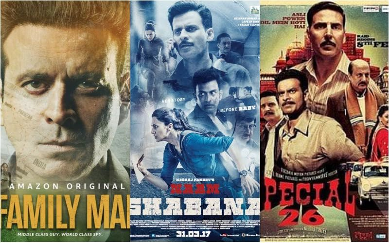 Happy Birthday Manoj Bajpayee: Special 26, Family Man, Naam Shabana; 5 Times The Actor Wowed Us With His Brilliance As A Special Agent