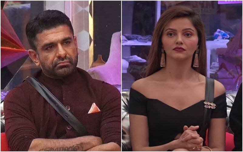 Bigg Boss 14: Rubina Dilaik Accuses Eijaz Khan Of Creating Derogatory Image Of Other Contestants; Latter Says: 'Mujhe Jo Lagta Hai, Mai Wo Bolunga'