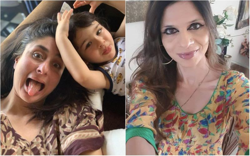 Saif Ali Khan's Sister Saba Frames Taimur Ali Khan And Kareena Kapoor Khan's Memories With Love; Says 'Life's Little Moments Captured'
