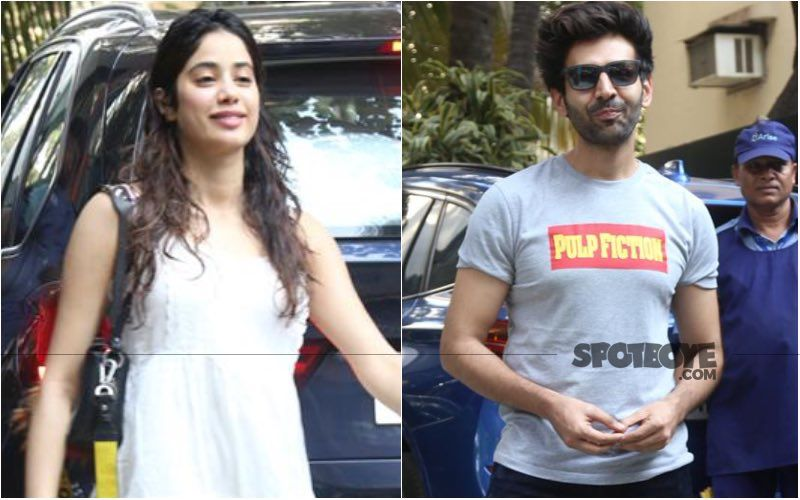 Dostana 2: Kartik Aaryan Backed Out From The Film Because Of A Fallout With Janhvi Kapoor? Read Deets Here