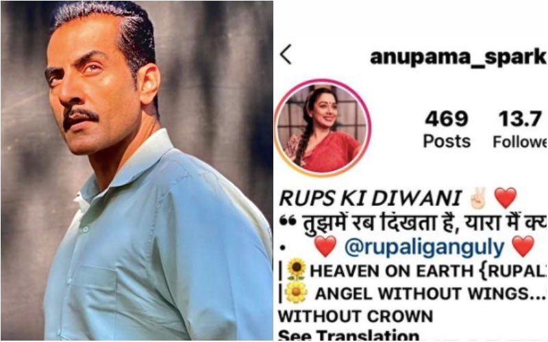 Anupamaa's Sudhanshu Pandey Is Heartbroken As Show's Ardent Fan Passes Away; Says 'We Lost A Loyal Fan And Her Blessings'