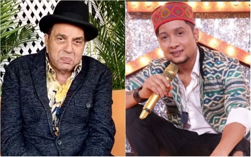 Indian Idol 12: Dharmendra Is Impressed With Pawandeep Rajan's Melodious Voice; Blesses Him With Parathas