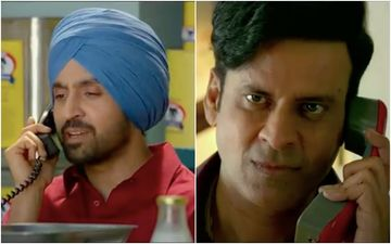 Suraj Pe Mangal Bhari Trailer Out: Witness An Epic Showdown Between Suraj Aka Diljit Dosanjh And Mangal Aka Manoj Bajpayee – VIDEO