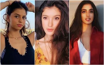 After Sharing 'End Colourism' Post, Suhana Khan Drops A Gorgeous Picture; Friends Shanaya Kapoor And Navya Nanda Are Smitten