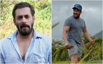 Salman Khan Shares A Picture Of Him Farming; Calls It 'Mother Earth'