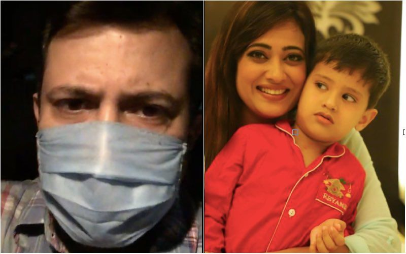 Abhinav Kohli Asks 'Mera Baccha Kaha Hai?' As He Thinks Shweta Tiwari Has Left His Child In A Hotel Room; Calls Child Helpline – VIDEO