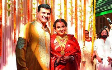 Vidya Balan And Siddharth Roy Kapur 7th Anniversary: Actress Shares Throwback Pictures