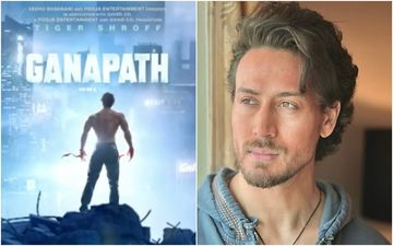 Ganapath Teaser: Tiger Shroff Takes The Futuristic Action Entertainer A Notch Higher – VIDEO