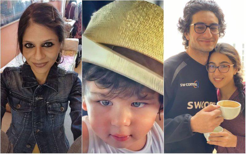 Saif Ali Khan's Sister Saba Reacts To A Fan Who Asked If She Loves Sara Ali Khan More Than Taimur, Ibrahim And Jeh