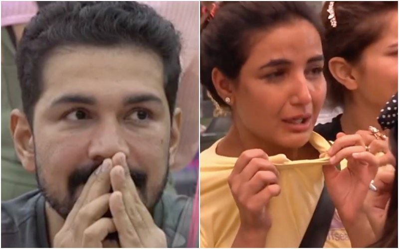 Bigg Boss 14: Jasmin Bhasin Refuses Abhinav Shukla's Help To Wash Her Clothes Saying The Lot Has 'Personal Clothes' Also; Check Out Rubina Dilaik's Expression – VIDEO