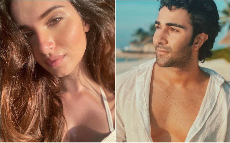 Lovebirds Tara Sutaria And Aadar Jain Come Back To Mumbai After A Romantic Getaway; Make A Joint Appearance At The Airport