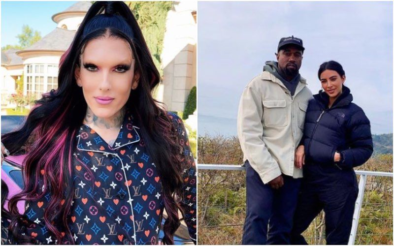 Did Kanye West Cheat On Kim Kardashian With Jeffree Star Amidst Impending Divorce? Latter Reacts To The Rumours
