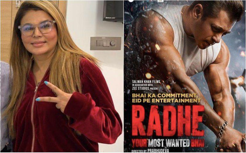 Bigg Boss 14's Rakhi Sawant Calls Salman Khan's Radhe Your Most Wanted Bhai's Trailer 'Amazing'; Says 'Salman Ji Ka Kaam Ho Aur Woh Acha Na Ho?'