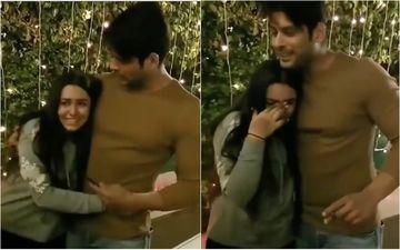 Bigg Boss 13 Winner Sidharth Shukla Consoles An Emotional Fan After She Gets To Meet Him; Says, 'Mat Ro Meri Jaan' – Video