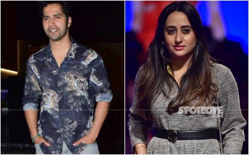 Varun Dhawan-Natasha Dalal Sangeet Picture: Zoa Morani Unveils A New Pic Of The Newlyweds; The Couple Exudes Style And Class – See Pic