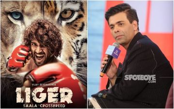 Liger: Vijay Deverakonda To Speak In Hindi; Producer Karan Johar To Brush Up His Hindi – Reports