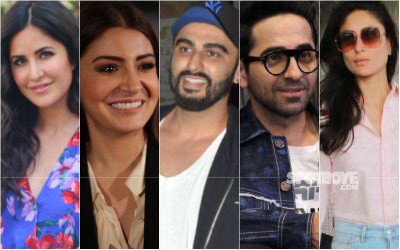 Katrina Kaif, Ayushmann Khurrana, Kareena Kapoor Khan, Anushka Sharma And More Pour In Birthday Wishes For Arjun Kapoor