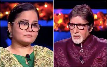 Kaun Banega Crorepati 12: Nazia Nasim Becomes The First Crorepati Of This Season; Amitabh Bachchan's Expression During Winning Moment Is Priceless – VIDEO